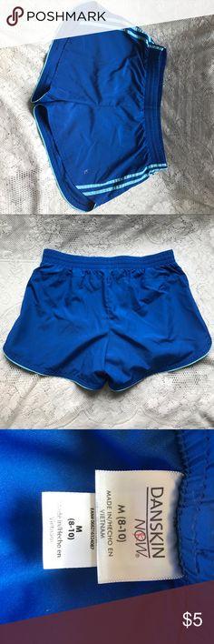 Danskin Now Girls 10/12  Athletic Shorts Excellent condition Danskin Now Bottoms Shorts