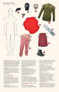 Dressing the Part for Revolutions | Lapham's Quarterly