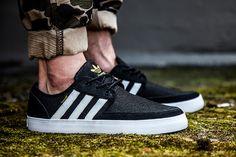 Sneaker Central - ADIDASSEELEY BOAT HEMP - Foot Locker