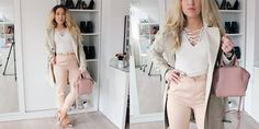 TRENDING | All Nude Outfits + Lookbook Video