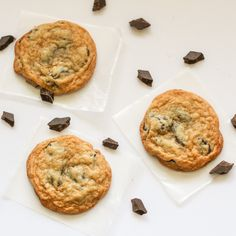 Chocolate Chip Cookies. This recipe is based on City Bakery's Chocolate Chip Cookies and is the best. The cookies also make great ice cream sandwiches!