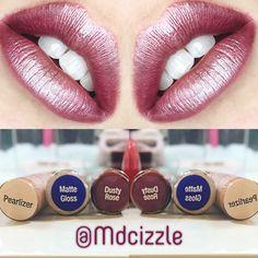 Ombrè using Pearlizer Distributor ID# 206226 Facebook Page: Luscious Lips - Sara Locke  Follow me on Instagram: @sara.r.locke  Or email me at saralocke_2012@hotmail.com