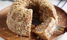 Dinkel-Walnuss-Kuchen