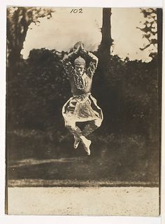 """Eugène Druet (French, 1868–1917). [Nijinsky in """"Danse siamoise"""" from the """"Orientales""""], 1910. The Metropolitan Museum of Art, New York. Gilman Collection, Gift of The Howard Gilman Foundation, 2005 (2005.100.186) #dance"""