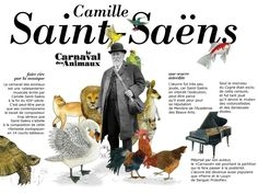 LE CARNAVAL DES ANIMAUX - PROYECTO #GUAPPIS