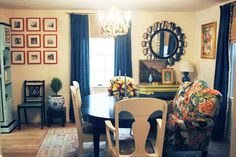 Eclectic Dining Room | Flickr - Photo Sharing!