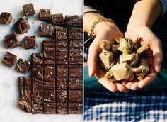 Chocolate Irish cream candy