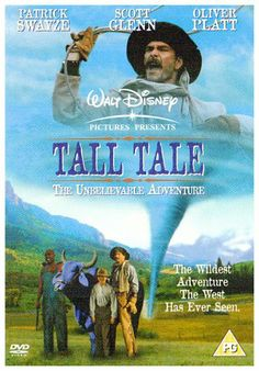 "Tall Tale classic movie, ash reminded me of this a little bit ago.. ""does this story have an ending or does it just go on and on and onnnnnn like this stinking desert!?'"