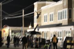 #OUAT Hook-Alike jumped off a building in #Storybrooke last night.  1st October 2015