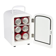 #marineelectronics Best Choice Products SKY1590 Portable Mini Fridge Cooler and Warmer (Auto Car Boat Home Office AC DC White):…