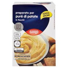preparato per puré di patate in fiocchi 3 x 75 g