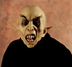 Nosfuratu doll by Thomas Kuebler. This Nosferatu currently haunts the New Orleans mansion of vampire novelist Anne Rice, who commissioned its creation.