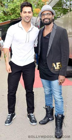 Hey guys please follow the director of #ABCD2 the workhorse,humble,master and my guru @remodsouza