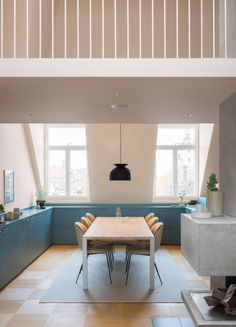 I love the latest project byNote Design Studio, called Casa Ljungdahl, a big loft apartment at Södermalm in StockholmFollow Style and Create at Instagram | Pinterest | Facebook | Bloglovin