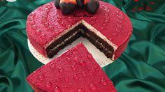 کیک مخملی ساناز