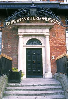 The Dublin Writers Museum is worth a visit even if you're not an avid reader. As you walk through the Georgian building be sure to observe the spectacular plasterwork.