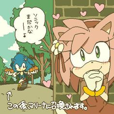 If Sonic and Amy went on a date, what do you guys think they would do? Where do you think they would go?