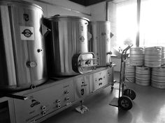 One of our 3.5bbl craft brewery systems for our friends at Hayes' Public House…