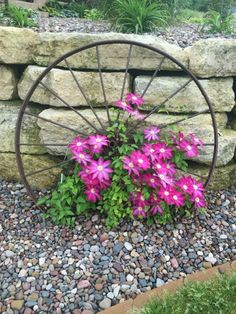 Clever ideas for the garden, how to create the desired garden look #clever #create #desired #garden #ideas