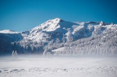 If your looking for classical ski lifts, deep snow, and great skiing terrain; Kirkwood ski resort is were you should go. With an average of 800 inches of snow each year, this South Lake Tahoe gem is a must ski.