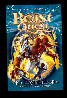 Kragos & Kildor: The Two- Headed Demon: Special Edition in the Beast Quest Series
