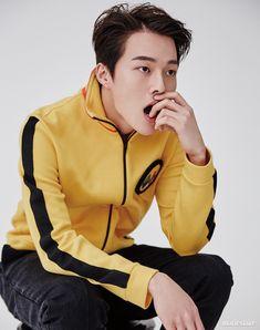 Jang Kiyong for Marie Claire Korea January Photographed by Shin Sun Hye Korean Male Actors, Handsome Korean Actors, Korean Celebrities, Korean Men, Asian Actors, Korean Idols, Handsome Guys, Asian Boys, Asian Men