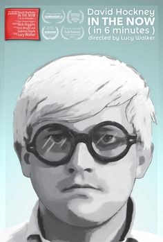David Hockney IN THE NOW, directed by Lucy Walker