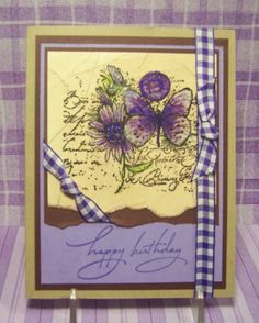 WT386 Dusty Garden Collage by jandjccc - Cards and Paper Crafts at Splitcoaststampers
