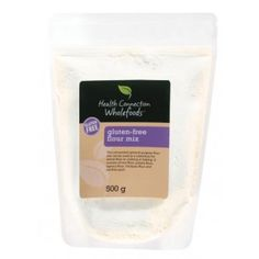 Health Connection Flour Mix Gluten Free - product for sale online. Whole Food Recipes, Healthy Recipes, Gluten Free Flour, Healthy Eating Recipes, Healthy Food Recipes, Clean Eating Recipes, Healthy Diet Recipes, Healthy Cooking Recipes