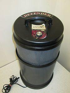 HMI Filterqueen Defender Captiva HEPA Air Cleaner Purifier Rac 2000A3…