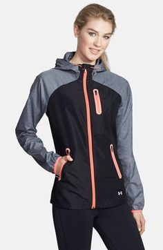 Under Armour 'Qualifier' Running Jacket available at #Nordstrom