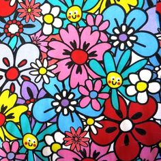 Flower Power is coming ! sowing the seeds for Lazy Oaf X @Becky Hui Chan Carver Gal
