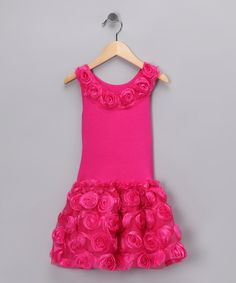 The classic cut and sweet rosettes are sure to win over all who come across it. Today on #zulily Little Angel Club