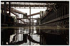 Factory pool by hakkat