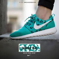 reputable site 12df2 bd327  nike  rosherun  rosherunleopard  nikerosherun  sneakerbaas  baasbovenbaas  Nike Roshe Run Print