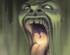 """Check out new work on my @Behance portfolio: """"Fantaisie / Demon"""" http://be.net/gallery/40840291/Fantaisie-Demon"""