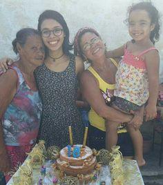 que nao se mede entre 4 gerações #euusosoufloracessorios #amor #turbante #verao #muitoamorenvolvido