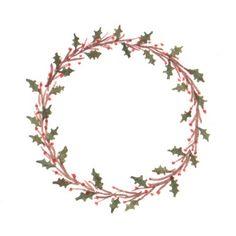 December 17th #illo_advent #illustration #advent #illustratedadvent #christmas #wreath
