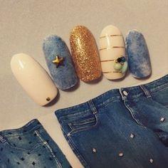Amazing nail trends I like! Beautiful Nail Designs, Beautiful Nail Art, Gorgeous Nails, Acrylic Nail Art, Gel Nail Art, Nail Polish, Fingernail Designs, Nail Art Designs, Great Nails