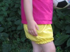 T-shirt Bloomers