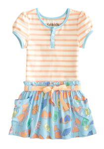 Ev's Closet (with peach leggings): #FabKids