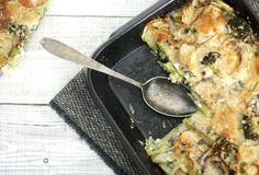 Vandaag weer een receptje met onze beste vriend: de zoete aardappel! Dit keer in de vorm van een ovenschotel. Ook daar ben ik best friends mee, aangezien ik het
