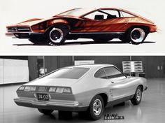 Design History: 1974 Mustang II
