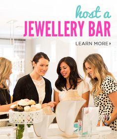 Host a Jewellery Bar - Origami Owl Custom Jewelry - Earn free jewellery   Jenniferpollard.origamiowl.ca  https://m.facebook.com/jenniferpollard.origamiowl/
