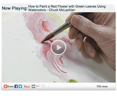 featured free art lesson - video