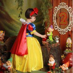 5 Styles Fancy Kids Costumes Children Girls Cosplay Princess Party Dress | Wish
