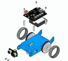 mBot Educational STEM Robot for Kids Base on Arduino   Makeblock