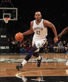 Jerry Stackhouse, Brooklyn Nets
