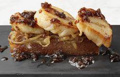 Scallop season has begun. See Tom Aikens delicious recipe