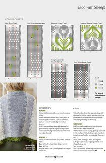 The Knitter №121 2018 — Yandex.Disk Knit Cowl, Knitted Shawls, Cast Off, Knitting Magazine, Fair Isle Knitting, Views Album, Knitting Patterns, Chart, Stitch